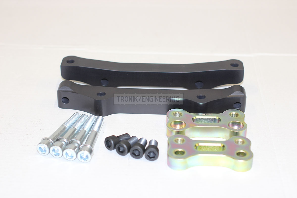 BMW F10 adapters kit by Tronik pic 5