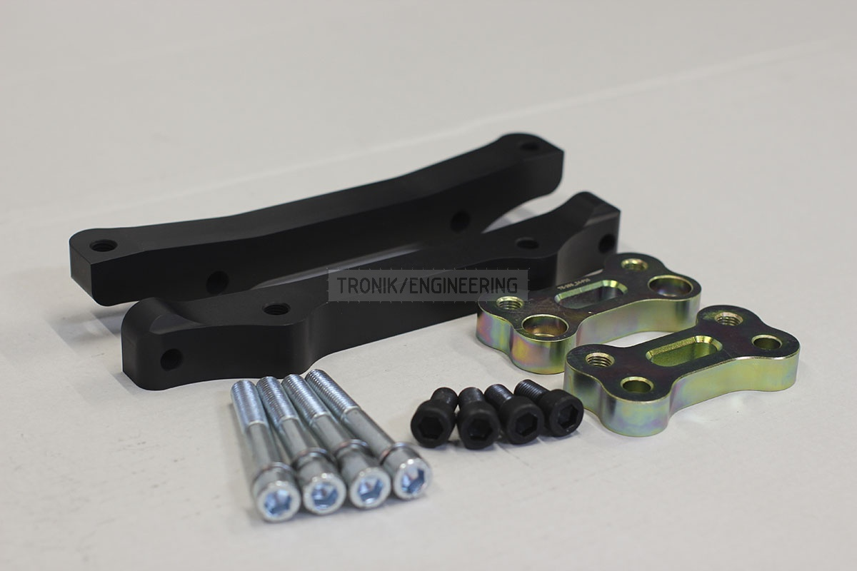 BMW F10 adapters kit by Tronik pic 6