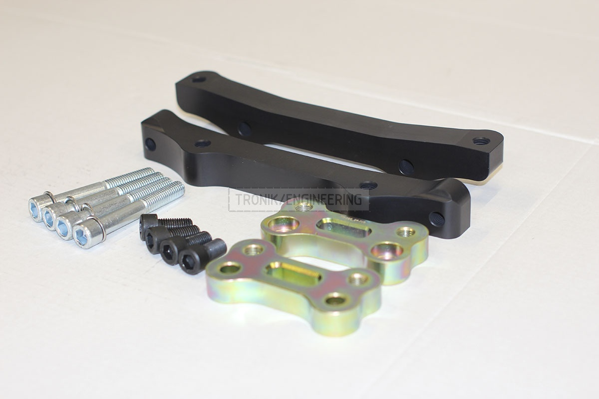 BMW F10 adapters kit by Tronik pic 4