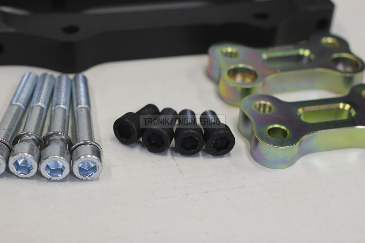 BMW F10 adapters kit by Tronik pic 2