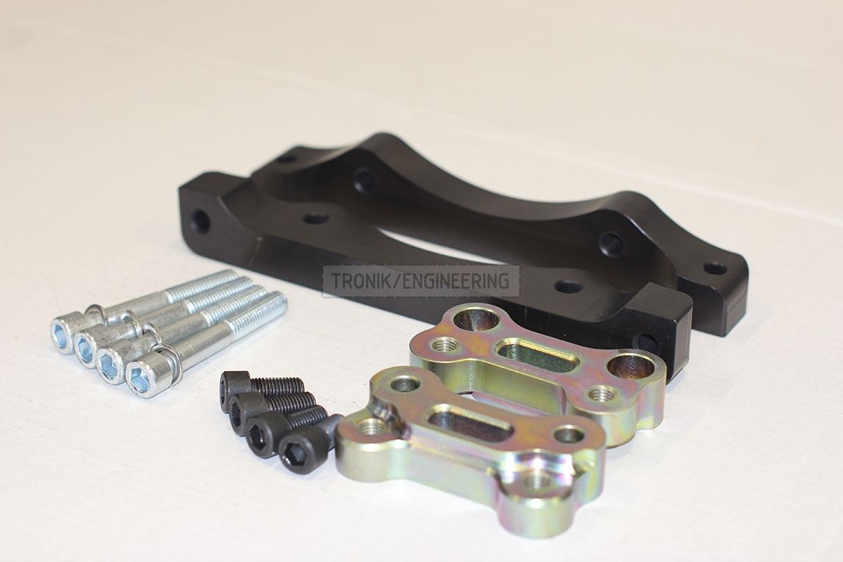 BMW F25/F26 adapters kit by Tronik pic 3