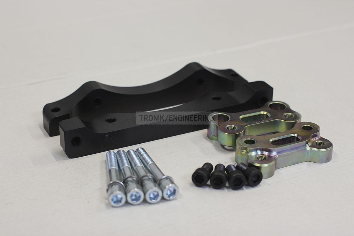 BMW F25/F26 adapters kit by Tronik pic 4