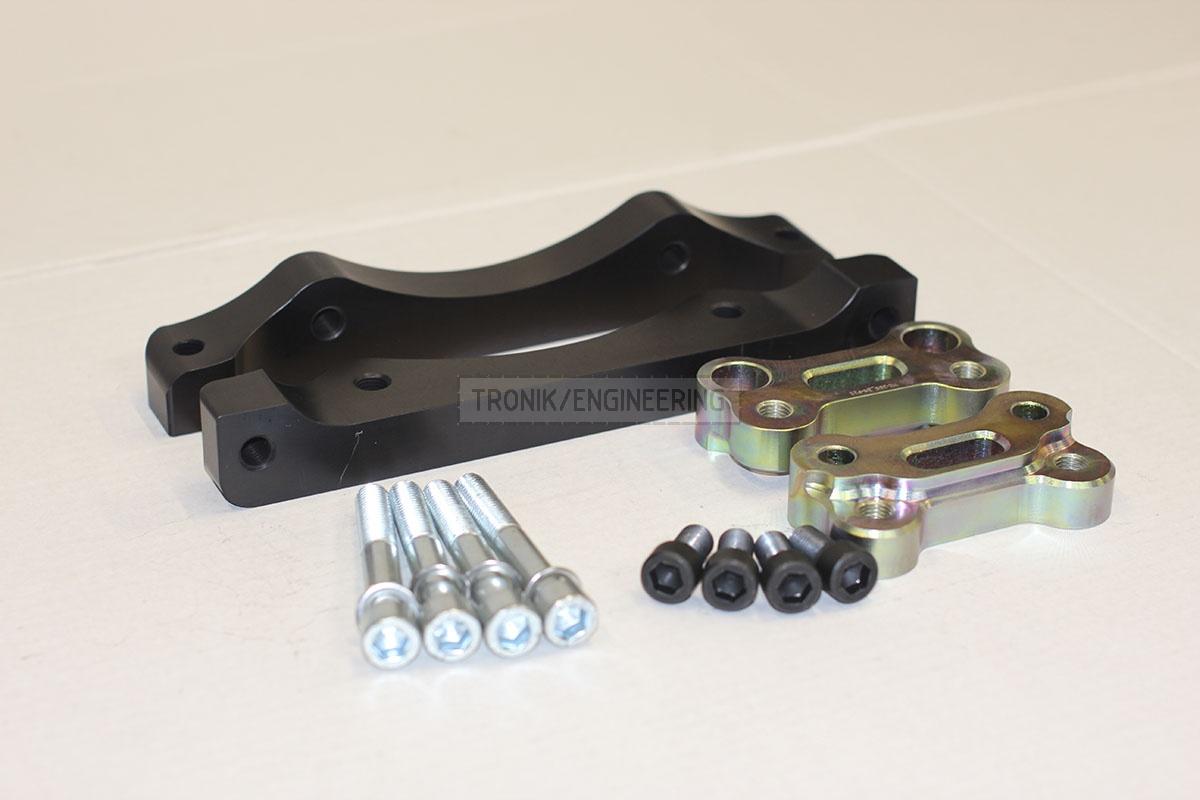 BMW F25/F26 adapters kit by Tronik pic 5