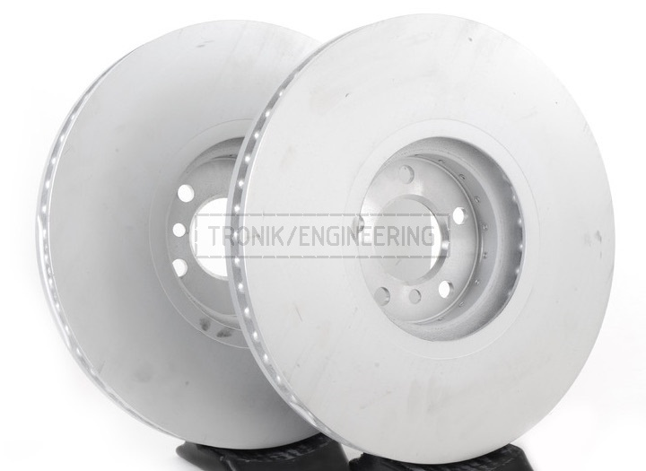 Front brake pads 395*36 BMW M-Performance