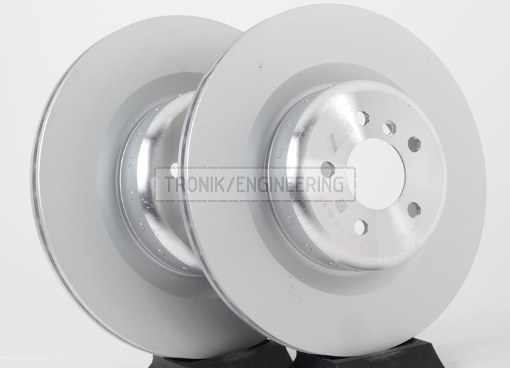 Rear brake pads 385*24 BMW M-Performance
