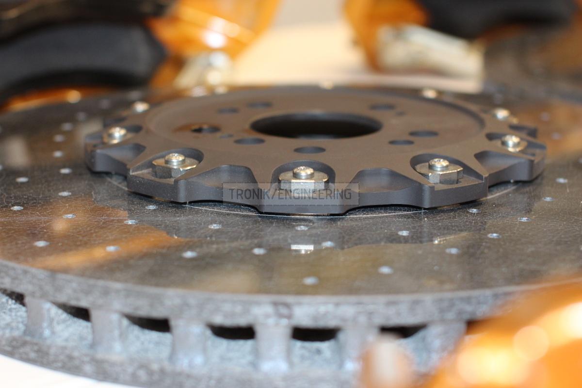 front carbon-ceramic disc pic 1
