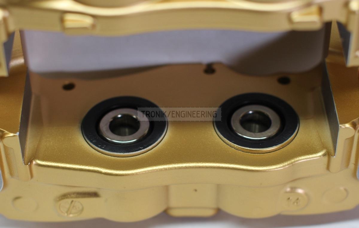 Brembo BMW M3 F80 Rear caliper 34&34(mm) offset ~10(mm)