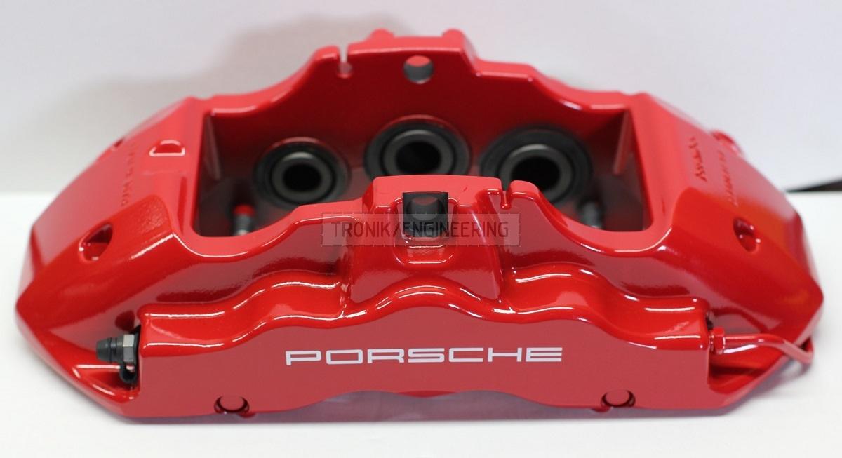 Brembo Porsche Cayenne Turbo S 955 Front caliper
