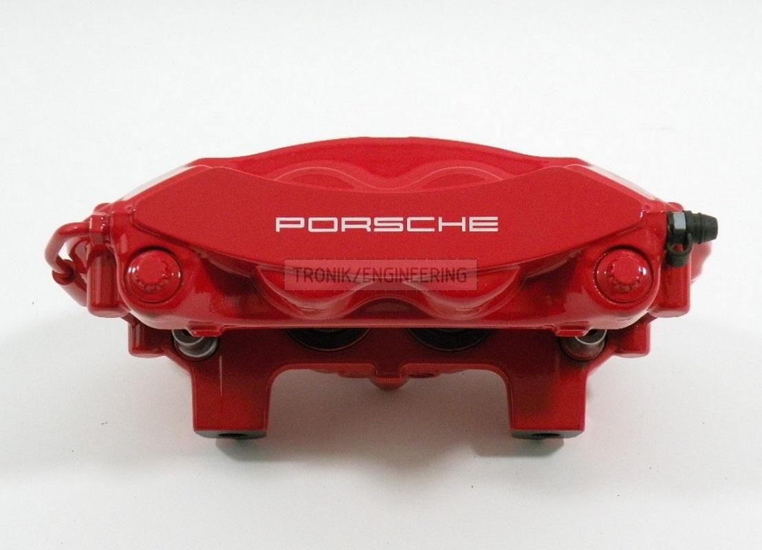 Brembo Porsche Panamera rear caliper