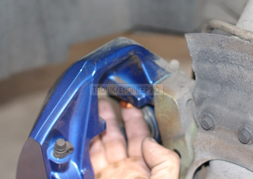bracing planes pad-caliper grease with high temperature paste
