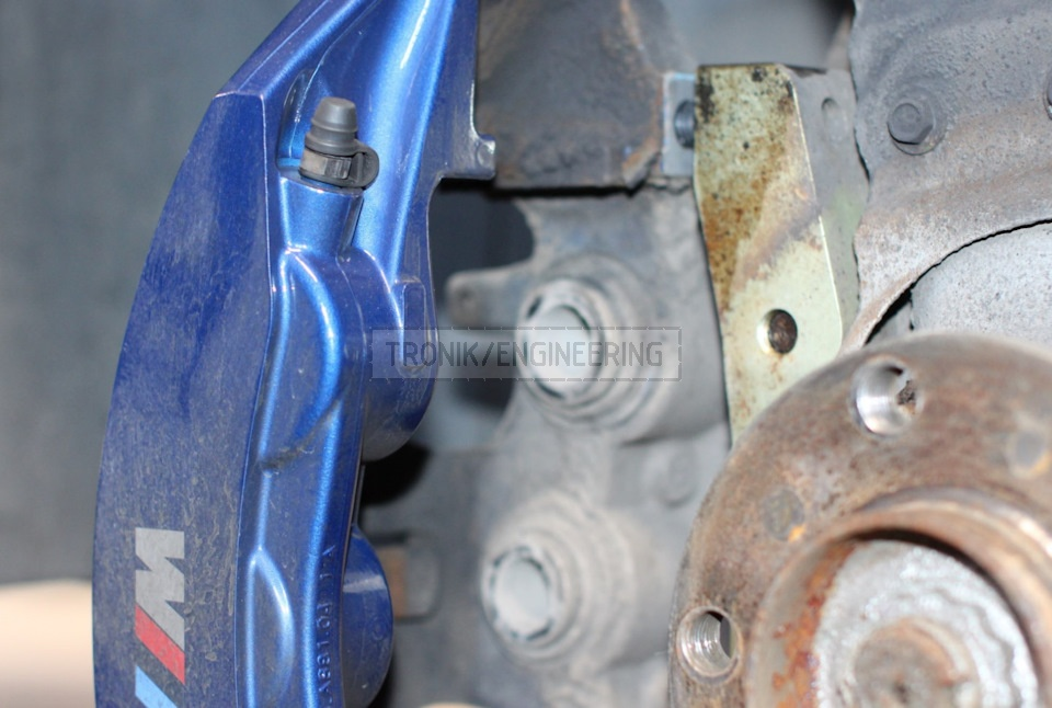 every other brake pads change install new pins and spring