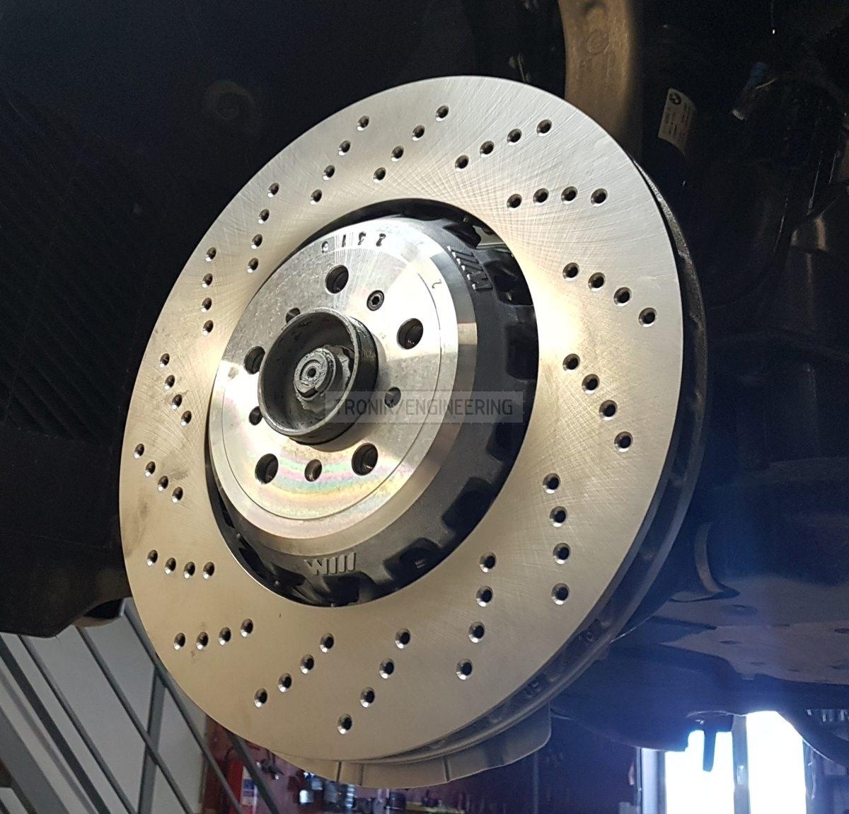 front brake rotor BMW 400-36
