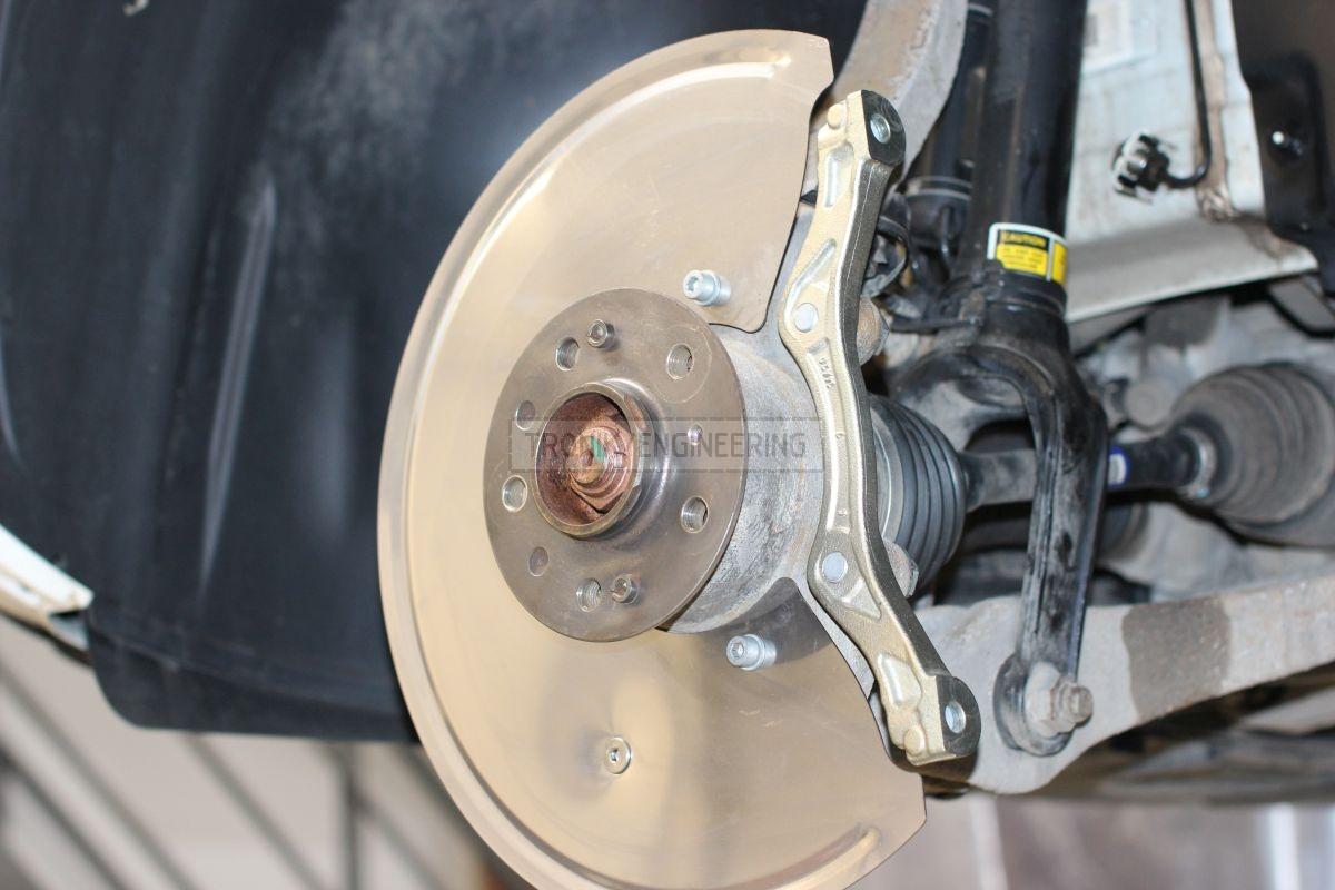 brake caliper adapter