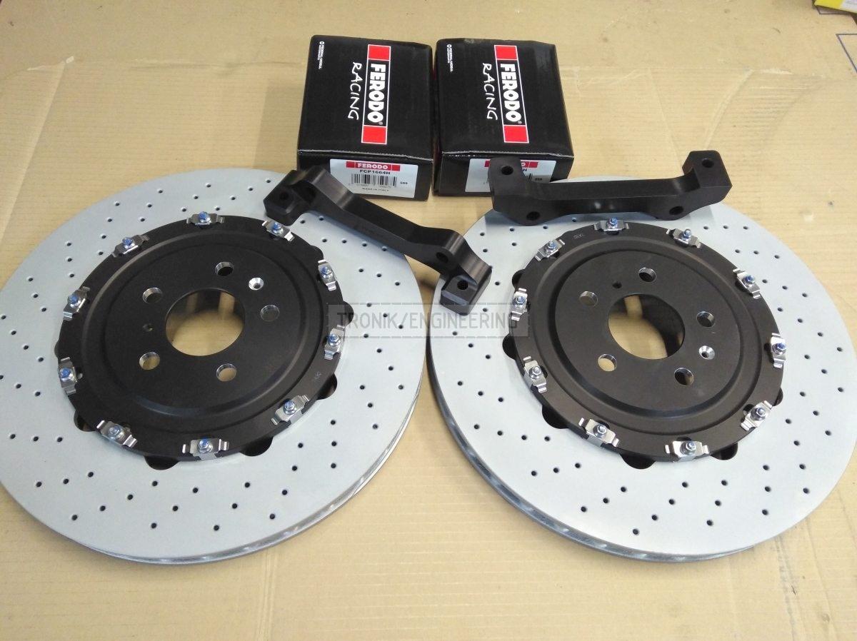 front axle brake system designer set