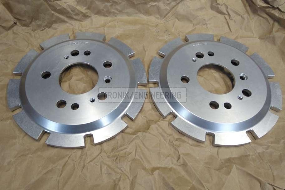hats for Brembo brake rotor 390-36