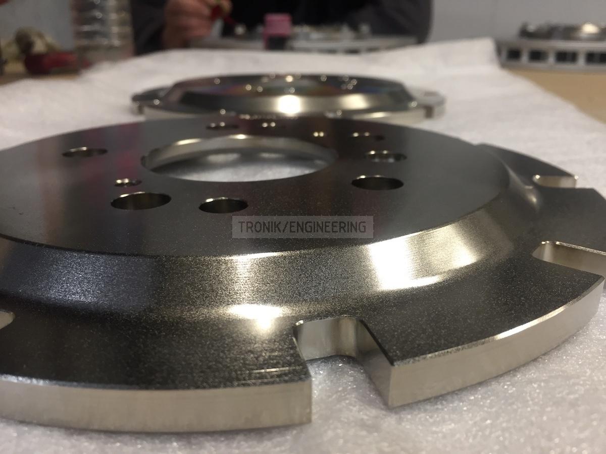 holes for bobbins fastening