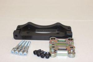 BMW F25/F26 adapters kit pic 2