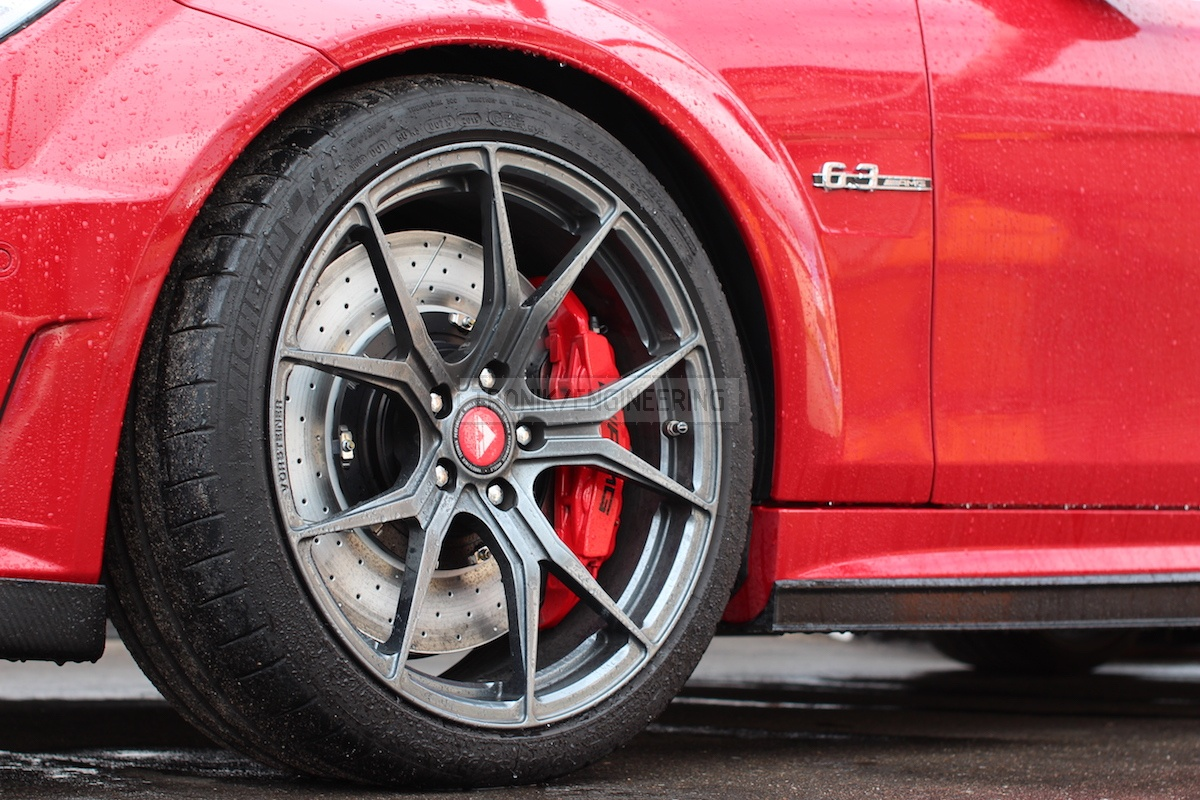 how car looks brembo rotors pic4