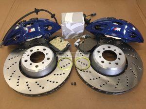 brake system set BMW F25/F26