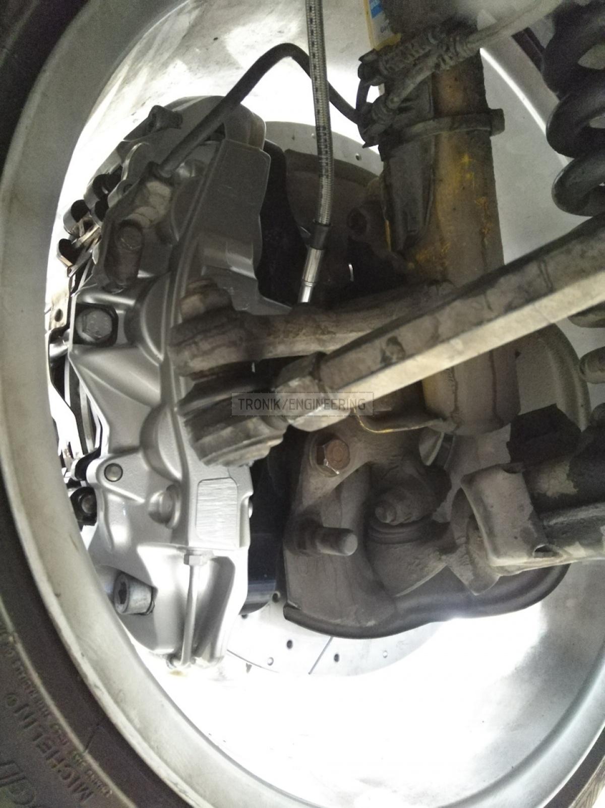 Goodridge brake lines pic2