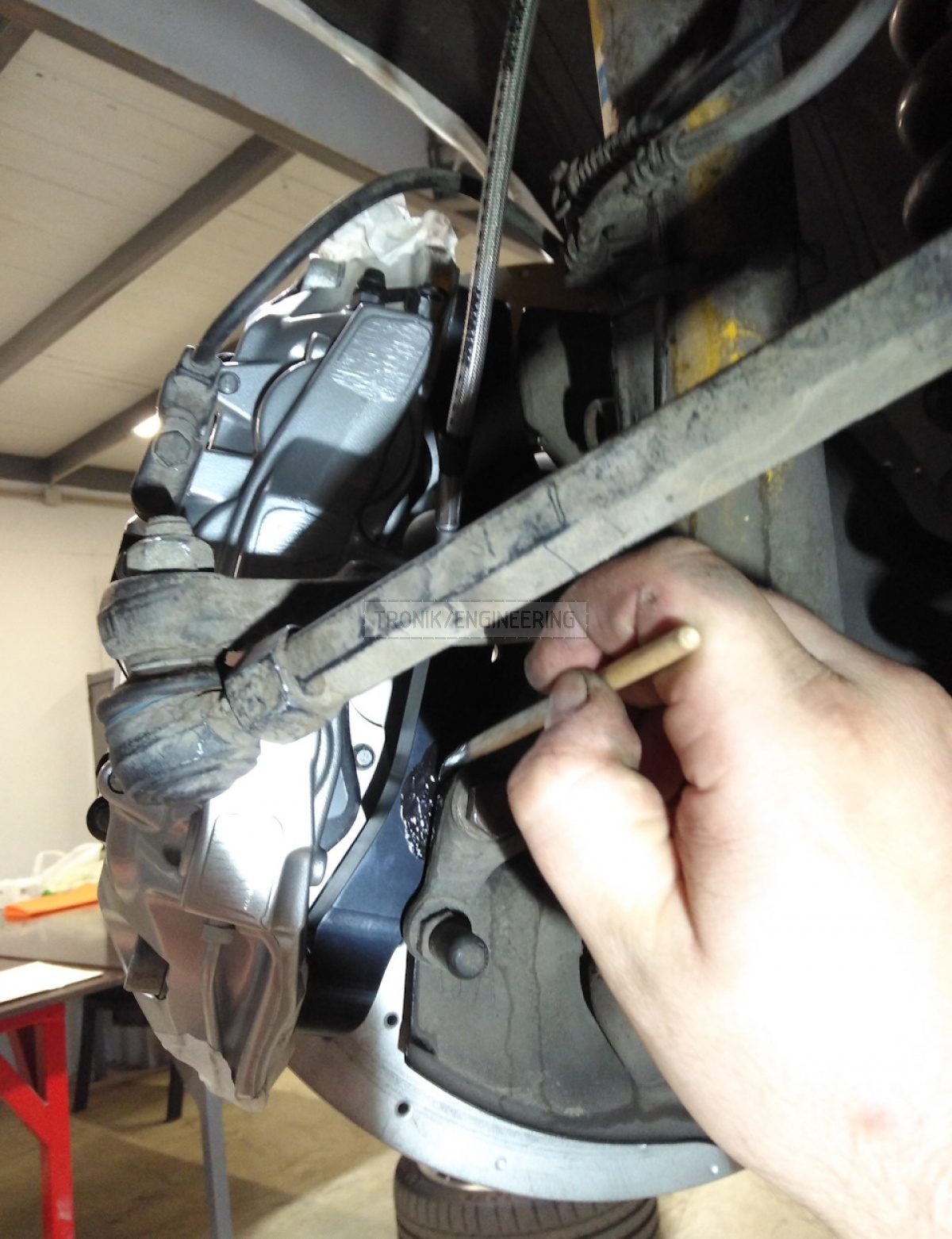 Goodridge brake lines