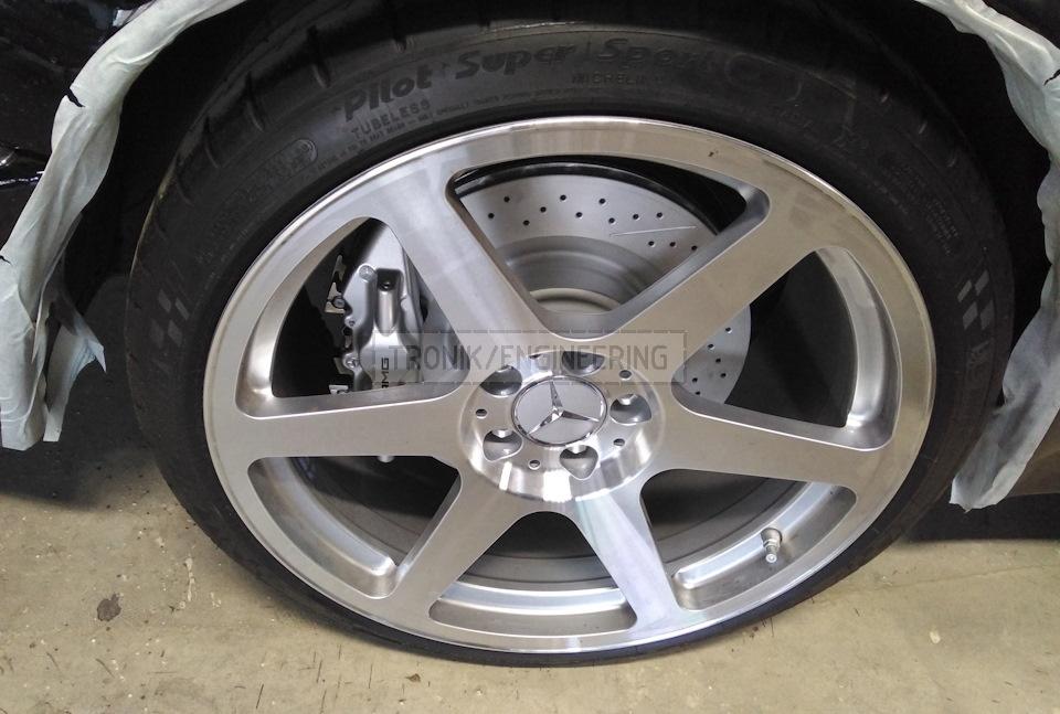 rear axle brake system pic1