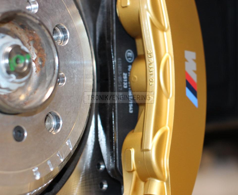 brake rotor 400-36 golden 6 pot caliper pic3