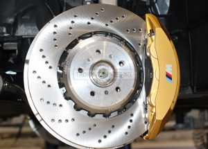 brake rotor 400-36 golden 6 pot caliper pic4