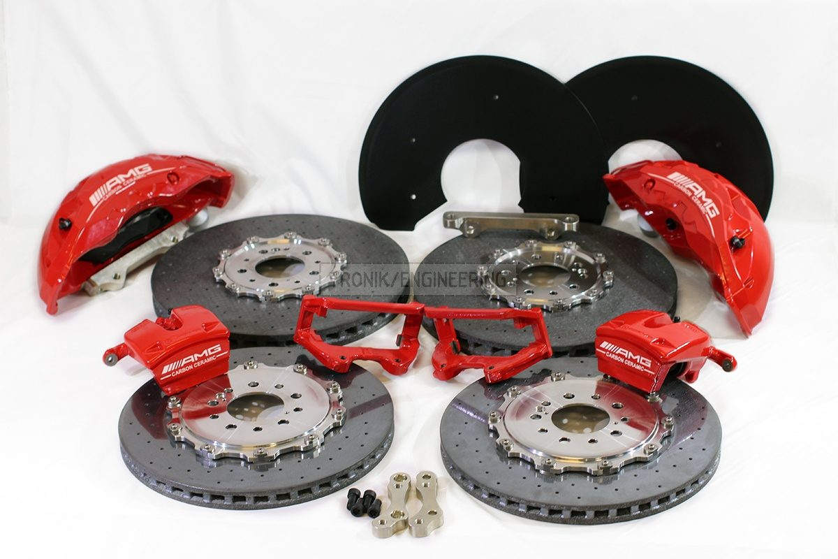 assembled brake system set pic 1