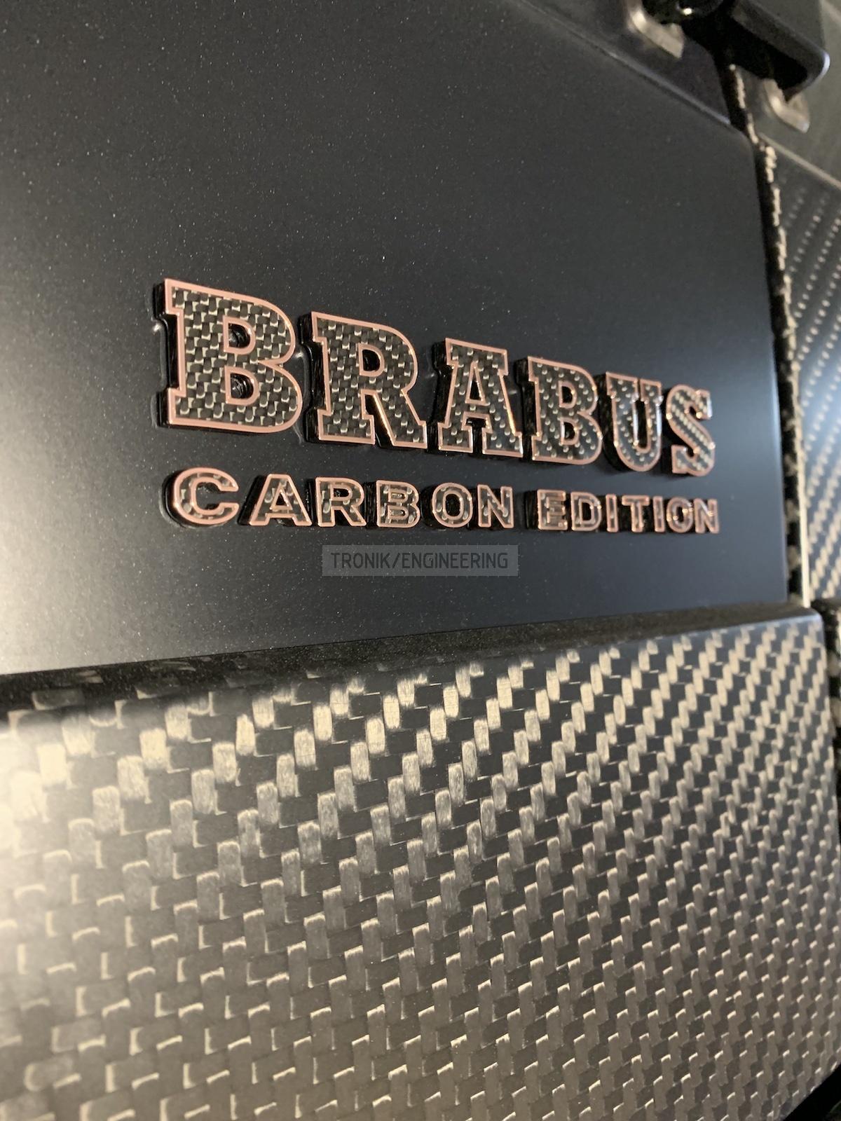brabus carbon edition