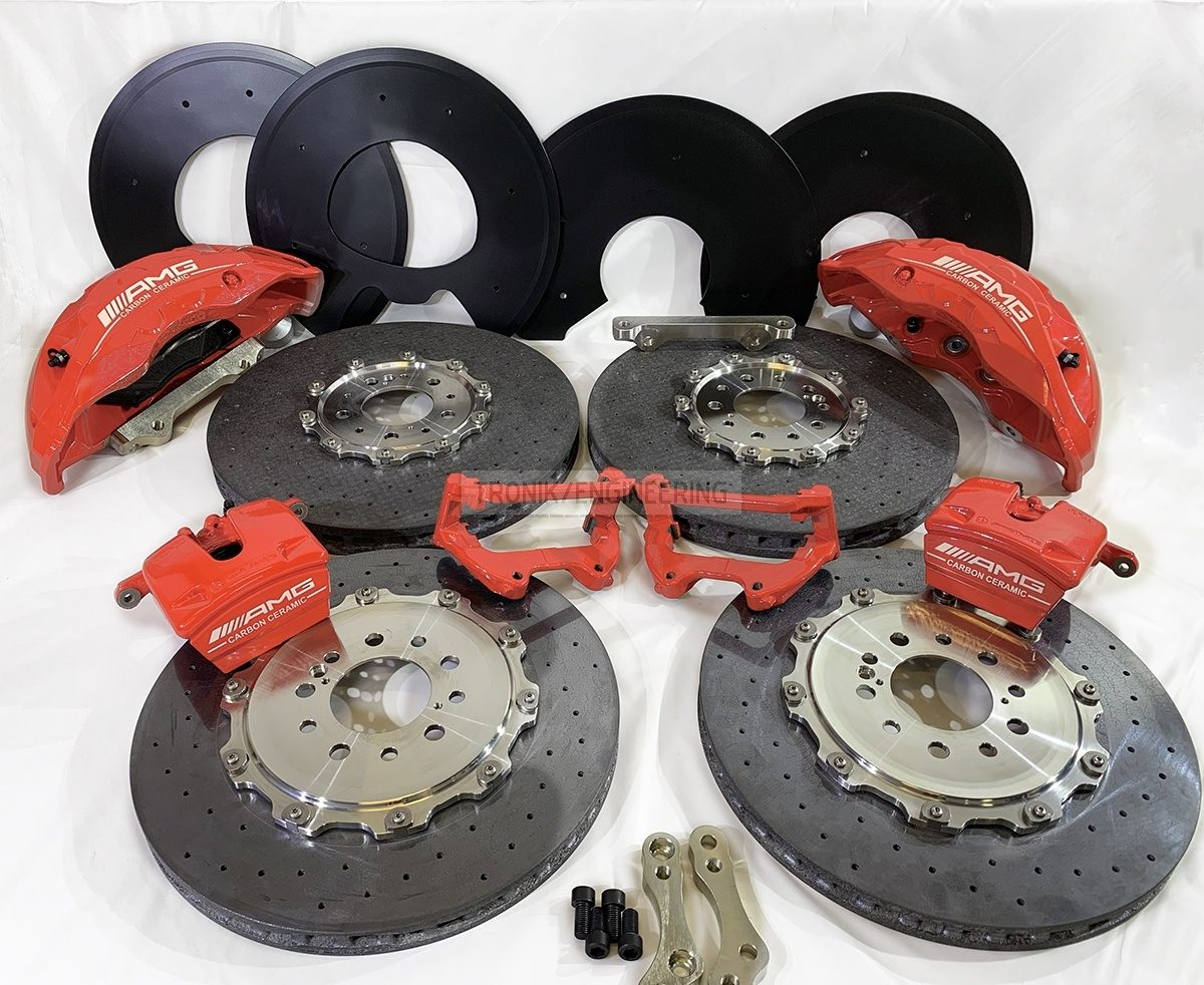 full assembled brake system set