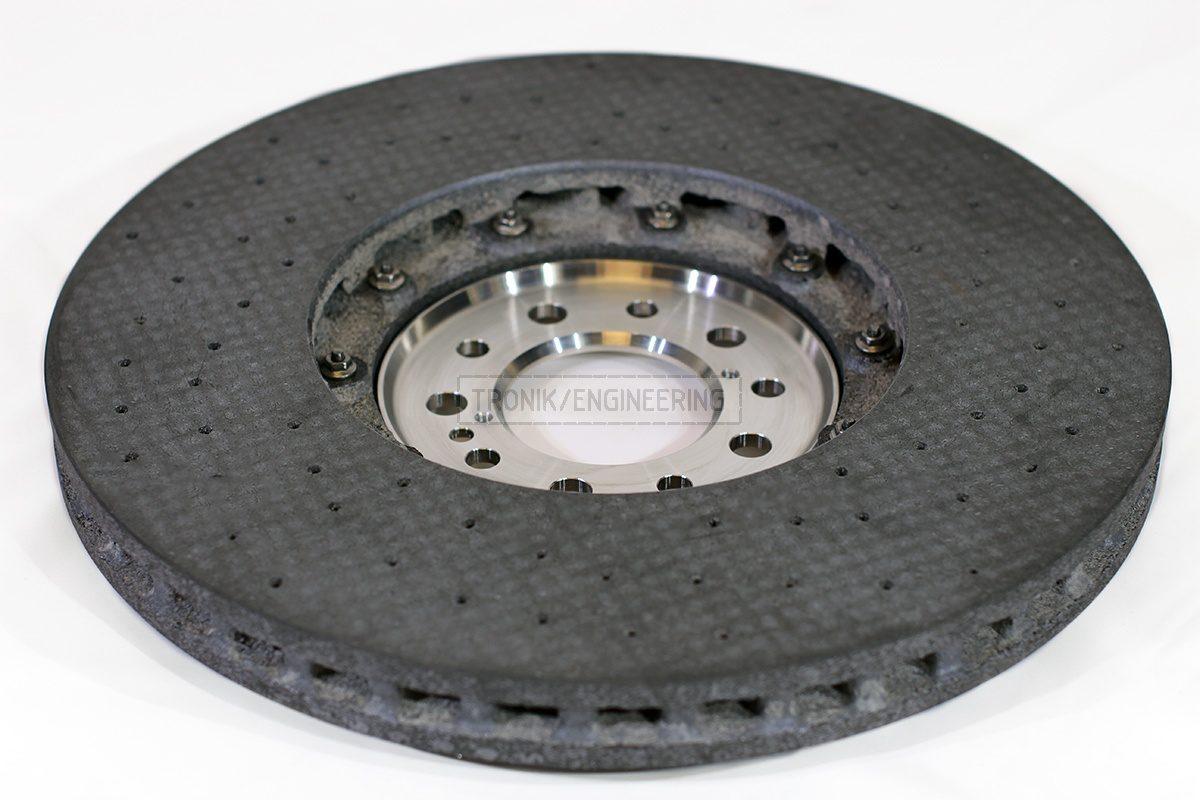 inner side front brake rotor