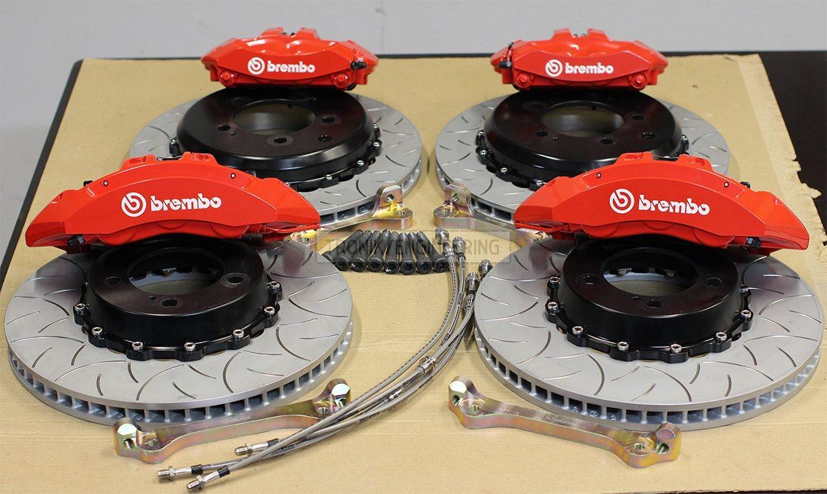 brake system set for Lexus LS 570 &  Toyota Land Cruiser 200 pic 1