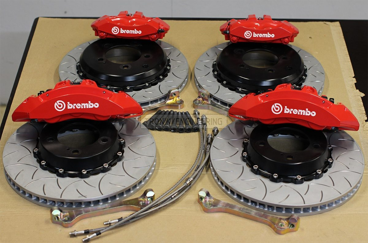 brake system set for Lexus LS 570 &  Toyota Land Cruiser 200 pic 2