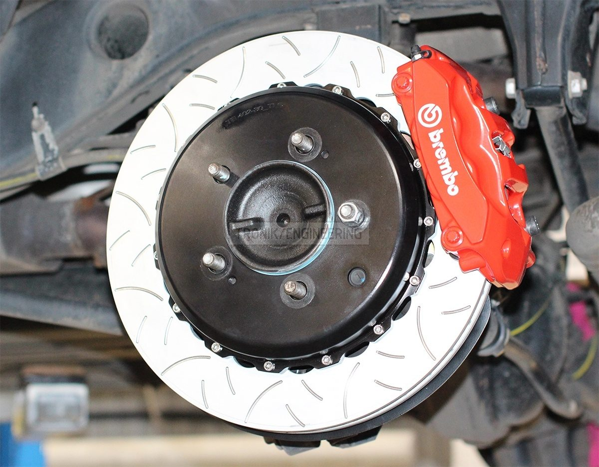 front axle brake system pic 6