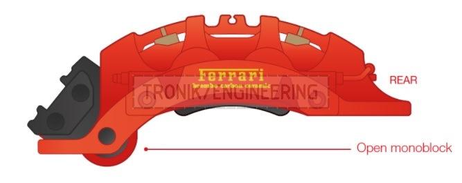 Brembo Ferrari 488 Spider pic 3