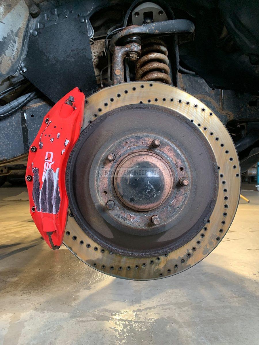 TRD brake system pic 1