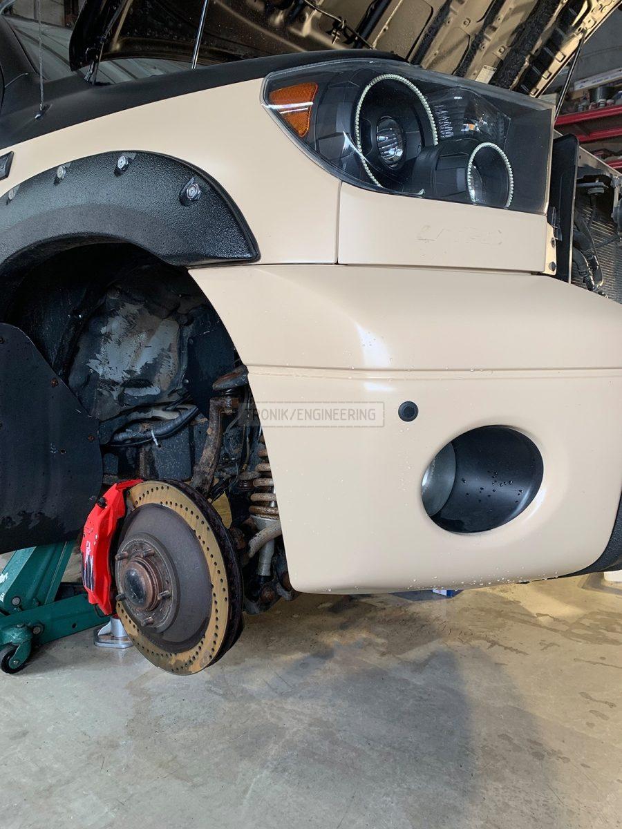 TRD brake system pic 2