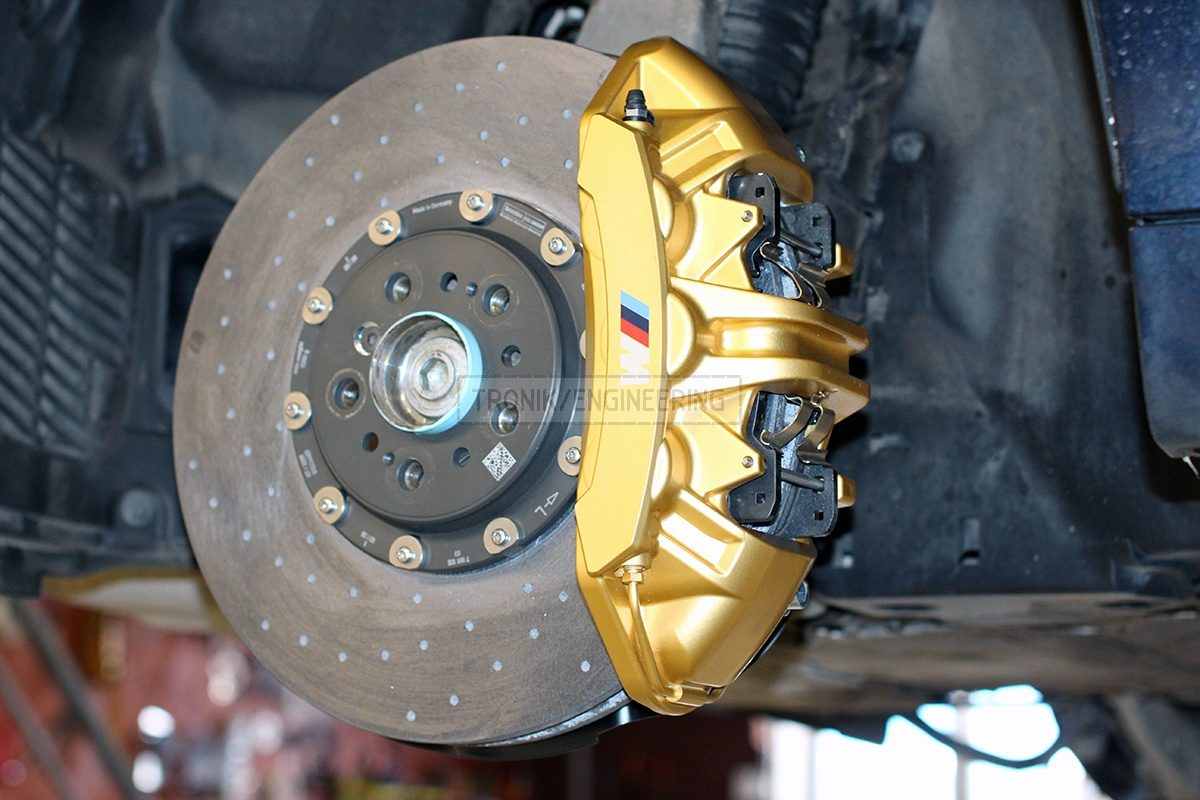 front axle brake system pic 1