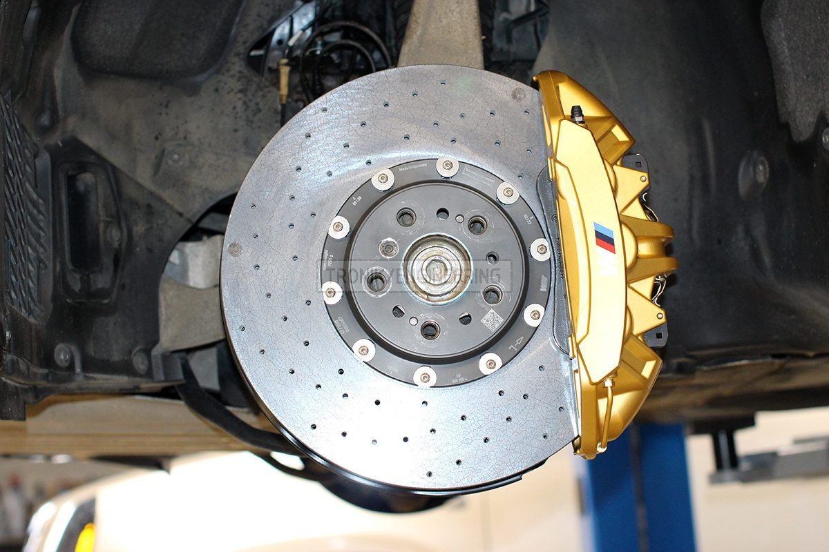 front axle brake system pic 3