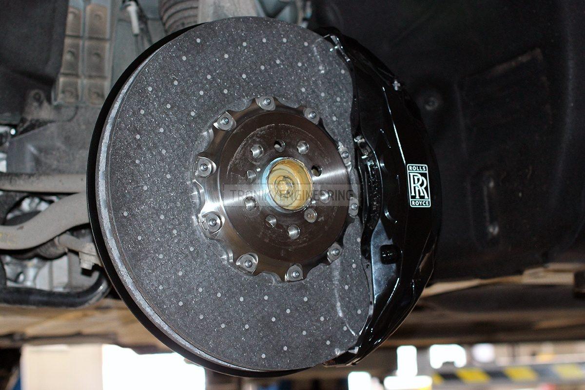 front axle carbon ceramics pic 3