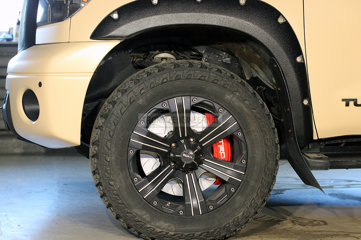 front brake system pic 2