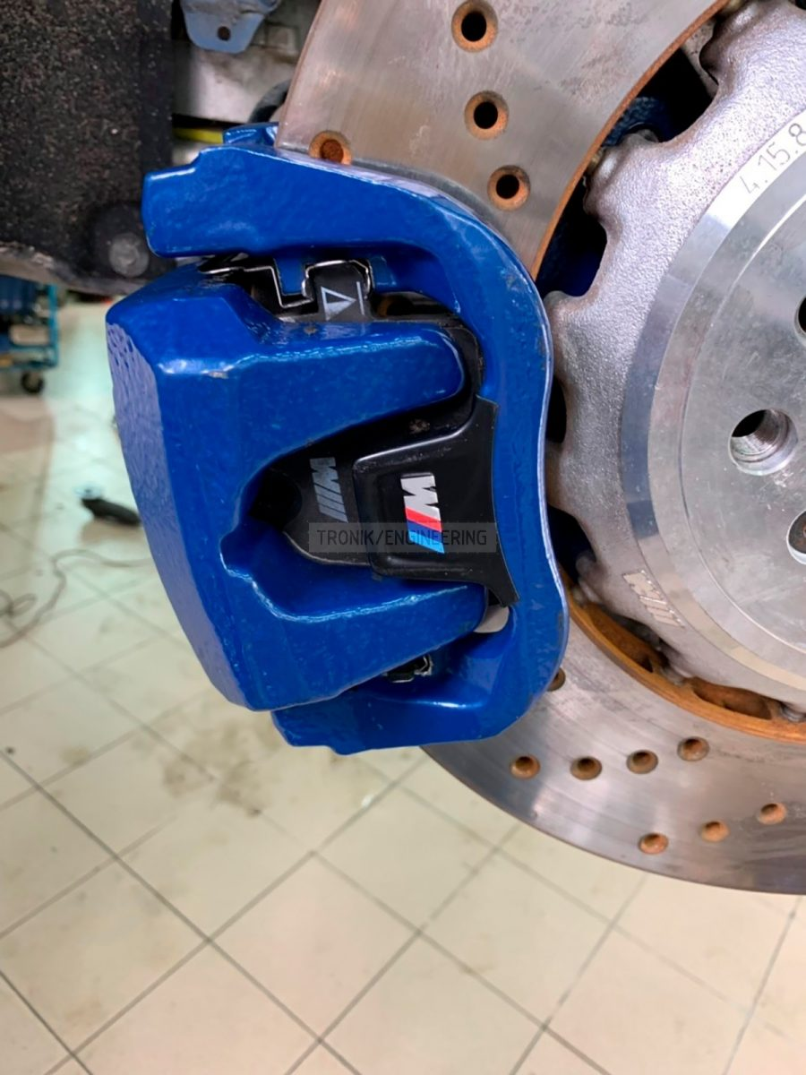 rear single pot caliper pic 1