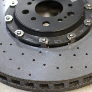 Carbon ceramic rotors