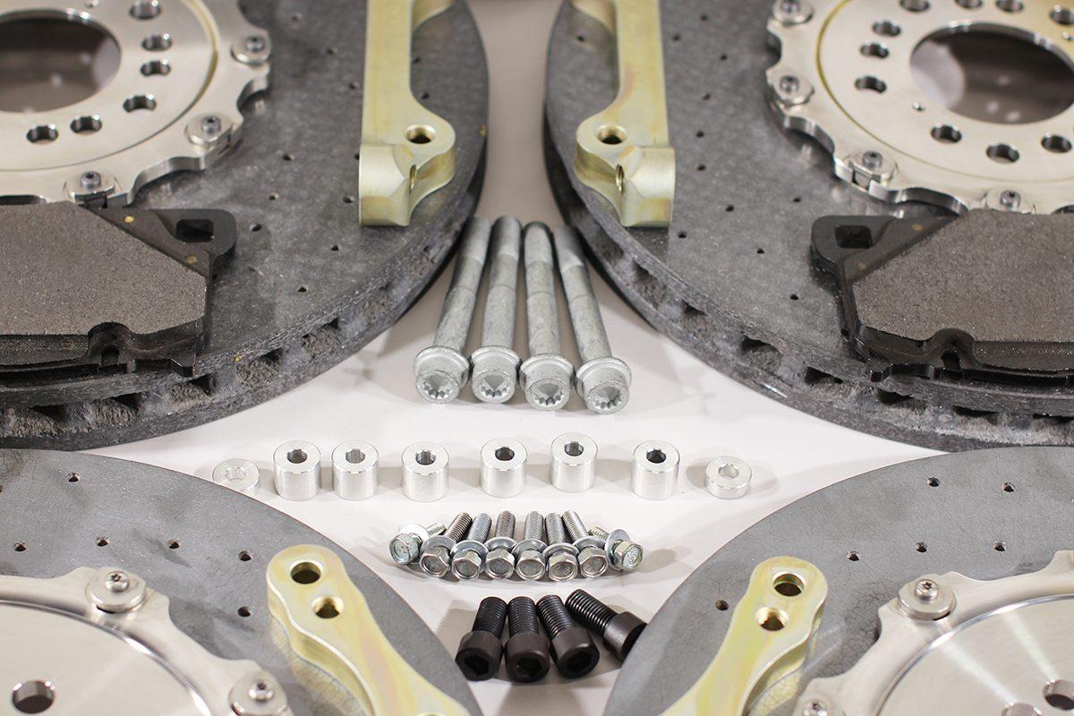 Carbon ceramic brake system for Gelendwagen new model 2018 G63AMG. pic 12
