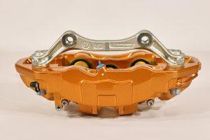 A222 421 55 98 AMG front right carbon ceramic caliper