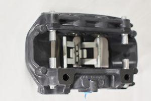 7P 661 54 23F, Rear left 4-pot Brembo (VW) caliper