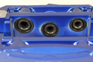 34 11 8 089 938, Front blue caliper M5 F90, right