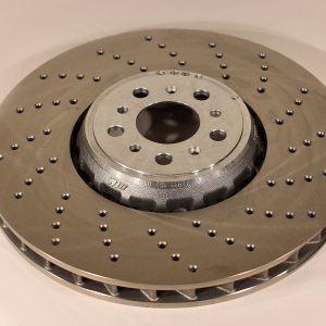 34 11 7 991 102,BMW M5 F90 front brake disc, ventilated, perforated, right