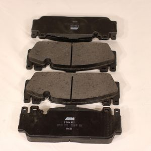 34 11 2 284 970,BMW M3/M4 front repair kit, brake pads asbestos-free